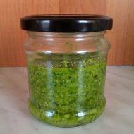 Pesto originál recept