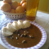 Maďarský guláš podle šéfkuchaře recept