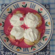 Kynuté knedlíky s jahodami recept