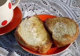 Rychlé snídaňové sladké chlebíčky recept