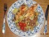 Plněné papriky pečené recept