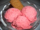 Jahodová zmrzlina recept