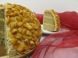 Mandle v každé lžičce Trojnásobně mandlový dort recept ...