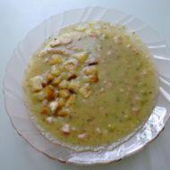 Hrachová polévka ze sáčku recept