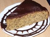 Ořechový koláč recept