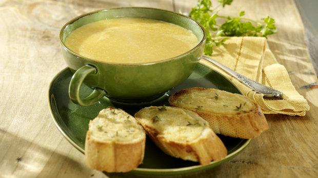 Krémová zeleninová polévka
