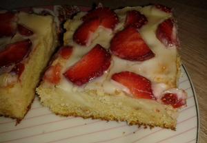 Dírovaný koláč