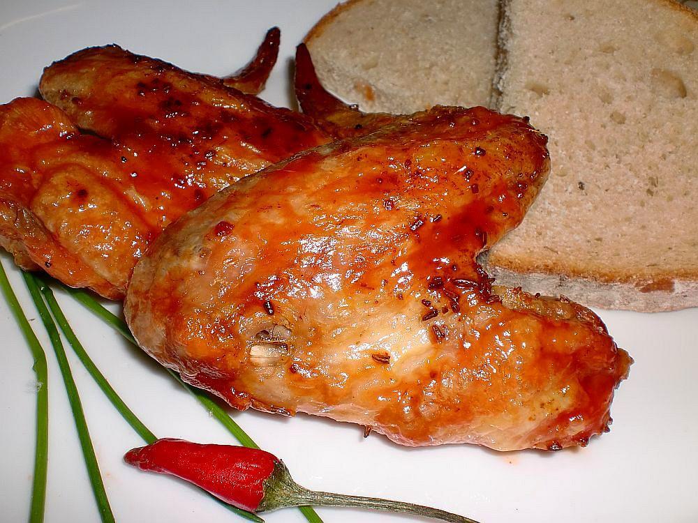 Kuřecí křidýlka podle Viktora Preisse recept
