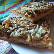 Sýrová pizza s tuňákem recept