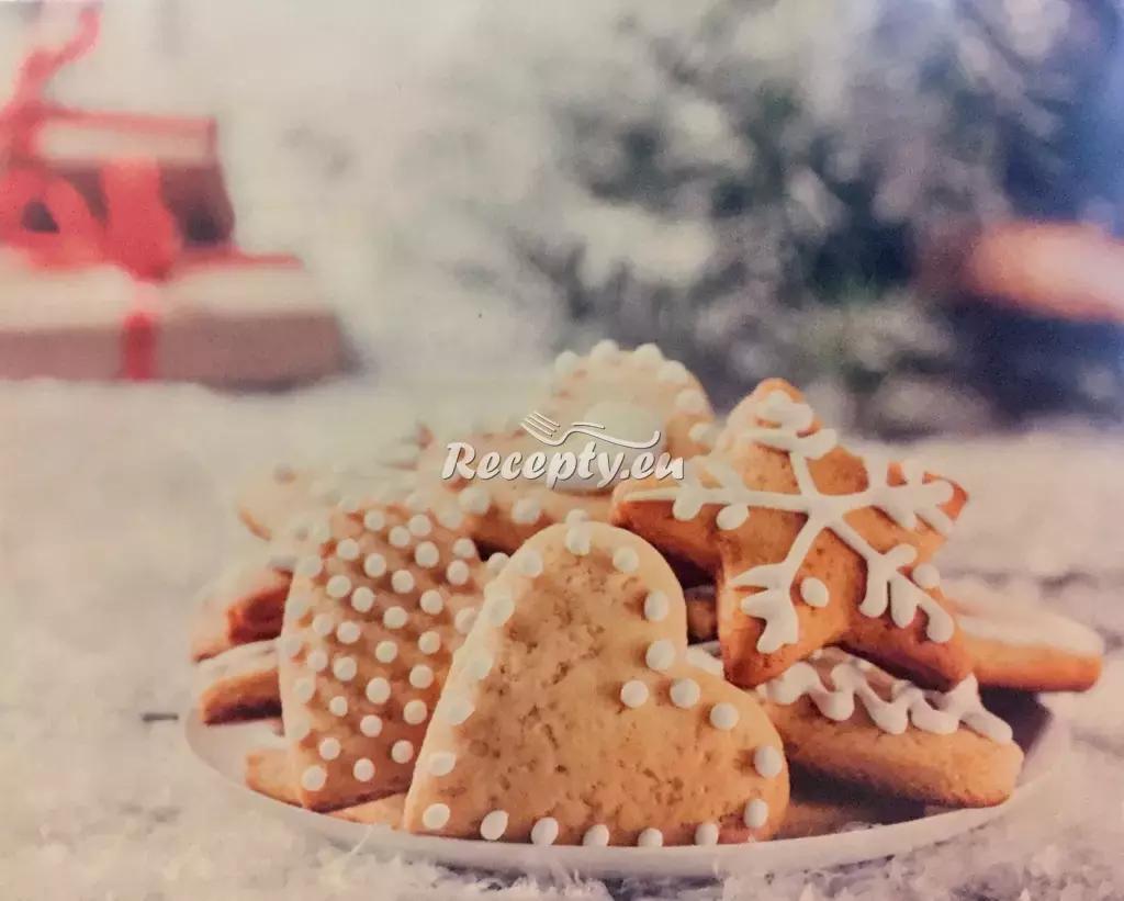 Rychlé perníčky recept  nejen vánoční cukroví