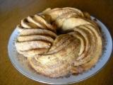 Skořicový pletenec (Estonský kringel) recept