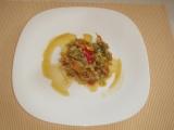 Voňavá zelenina s vajíčkem recept