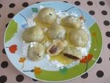 Ovocné knedlíky ze spařeného těsta recept