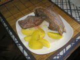 Hovězí pupek na bylinkách recept