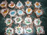 Malované perníčky recept