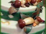Houbařský dort recept