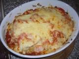 Rajčatovo-houbové lasagne se šunkou a sýrem recept ...