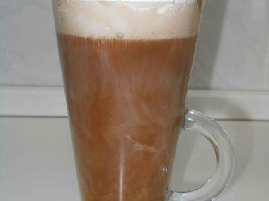 Mražená káva, chutná