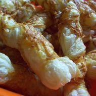 Sýrové listové vrtulky recept