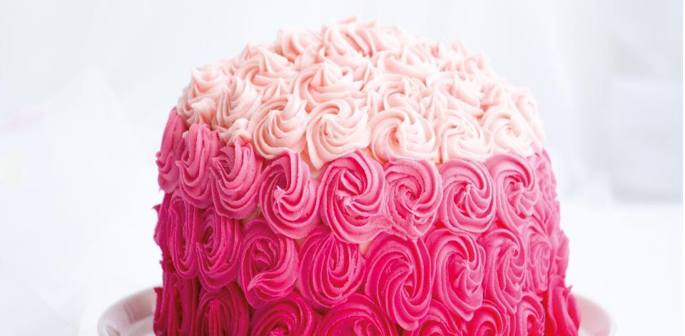 Růžičkový dort