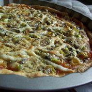 Sýrový listový koláč recept