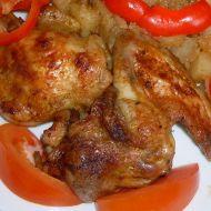 Kuře na víně po myslivecku recept