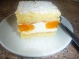 Jogurtový řez s mandarinkami recept