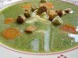 Zeleninová krémová polévka recept