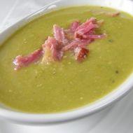 Hrachovo-uzená polévka recept
