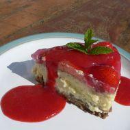 Jahodový dezert Tivoli strada recept