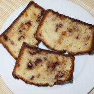 Višňovo-čokoládový chlebíček recept