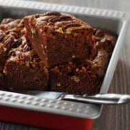 Brownies s pekanovými ořechy recept