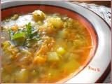 Zeleninová polévka bez zasmažení recept