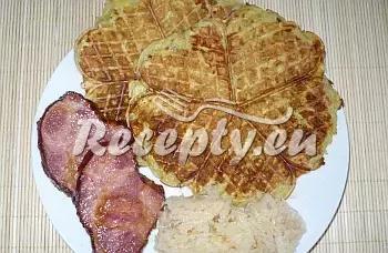 Dietní bramboráky recept  bramborové pokrmy