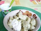 Brokolicové noky recept