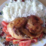 Křupavé kuře z trouby recept