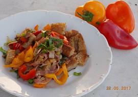 Migas  jídlo chudých Španělů recept