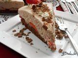 Nugátový dort recept