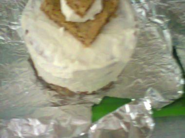 Lehký Oříškový dort