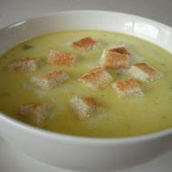 Mléčná bramborová polévka recept