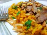 Hovězí s voňavou rýží po arabsku recept