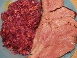 Salát z červeného zelí recept