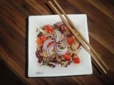 Kuskus s kari a zeleninou recept