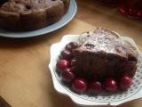 Rychlý koláč s třešněmi recept
