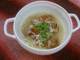 Cibulová polévka s tofu recept
