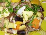 Podzimní václavkový hrnec recept