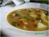 Kedlubnová polévka s mrkví a novými bramborami recept ...