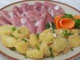 Pekařské brambory recept