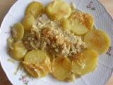 Kuřecí plátky z Bretaně recept