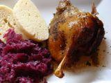 Pečená husokachna na divoko recept